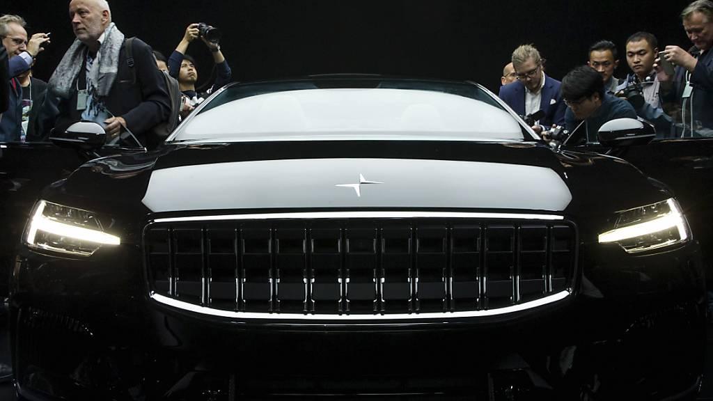 Volvo spart bei Verbrennungsmotoren