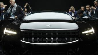 Volvo forciert Elektromotoren. (Archivbild)