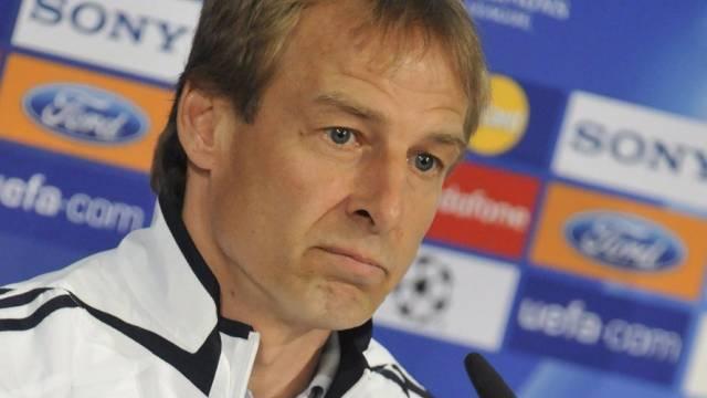 Jürgen Klinsmann soll Berater des deutschen Nationalteams werden