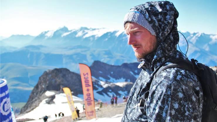 Megavalanche: Petr Mondrik ist nervös – doch er schafft den 48. Rang aus 1500 Fahrern.