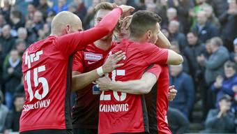 FC Aarau - SC Kriens