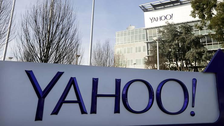 Grösseres Ausmass: Von einem Hackerangriff auf die Firma Yahoo im Jahr 2013 waren zwei Milliarden Nutzer mehr betroffen als bisher bekannt. (Archivbild)