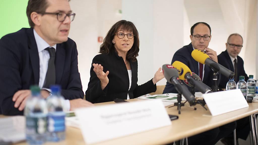 St. Galler Regierung will fünf Regionalspitäler schliessen