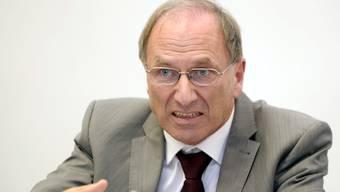 Justizdirektor Graf: «Mich ärgert, dass ein Jugendlicher durch Renitenz eine Lösung erzwingen kann unddafür erst noch den Segen des Bundesgerichtes erhält.»Keystone