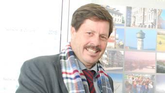 Fritz Gloor engagierte sich stets stark für den Gewerbeverein Rheinfelden.