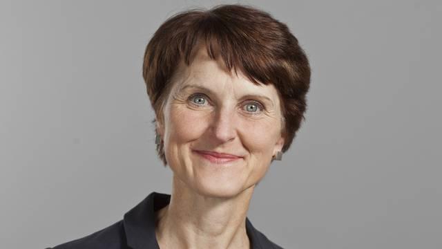 Franziska Teuscher will nicht Präsidentin der Schweizer Grünen werden (Archiv)