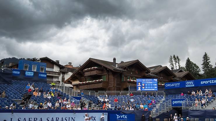Das schlechte Wetter seit Freitagabend kostete die Organisatoren an den lukrativsten zwei Tagen viele Zuschauer