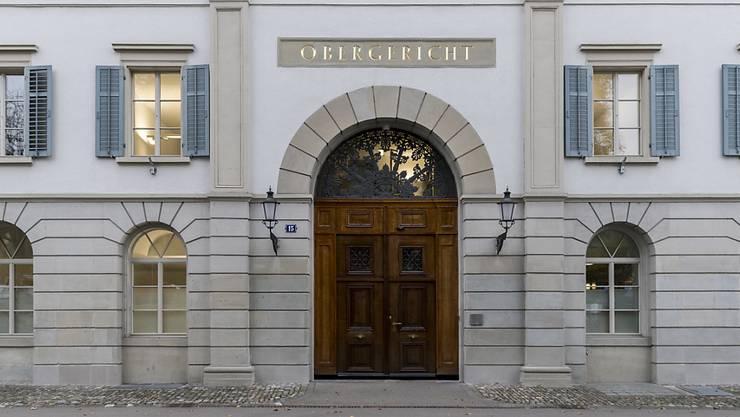 Im Bild: Das Zürcher Obergericht. (Symbolbild)