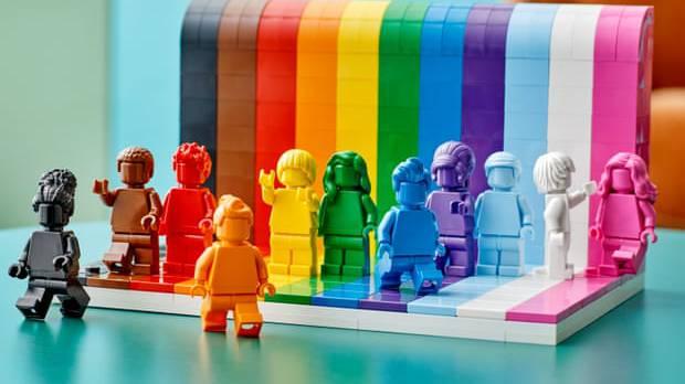 Lego LGBTQ