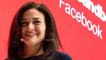 Sheryl Sandburg, die Geschäftsführerin von Facebook, hat am 4. Februar 2020 die Verlobung mit Tom Bernthal bekannt gegeben. (Archiv)