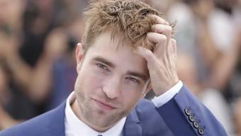 """Robert Pattinson stellte am Donnerstag in Cannes den Wettbewerbsbeitrag """"Good Time"""" vor."""