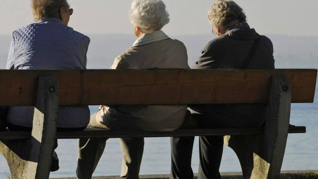 Mit dem Nein zur Altersreform dürfte die nun schon 20 Jahre währende Reform-Blockade weiter andauern. (Symbolbild)