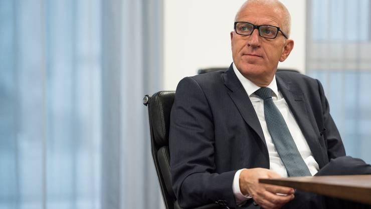 Kommt es zu einem Prozss gegen Ex-Raiffeisen-Chef Pierin Vincenz?