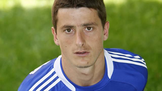Dusan Veskovac fällt rund vier Wochen aus.