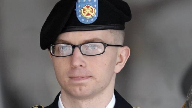 Wegen Feindesunterstützung angeklagt: US-Soldat Bradley Manning