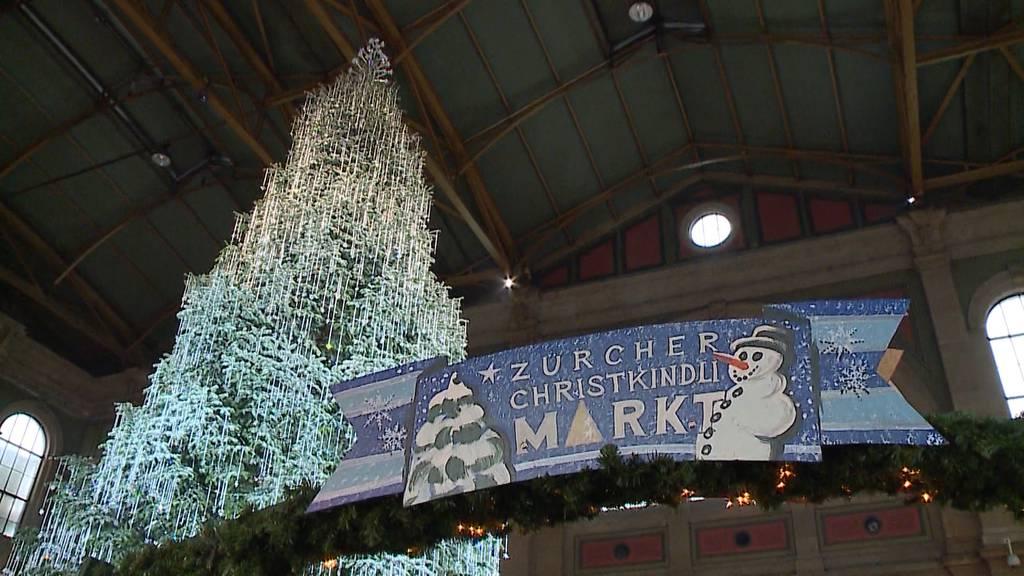 So werden die Zürcher Weihnachtsmärkte in Zeiten von Corona