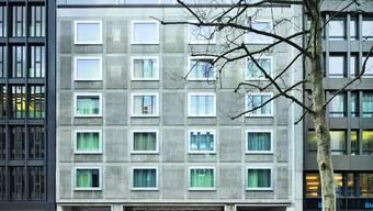 Das Hotel Nomad in Basel. (Archiv)