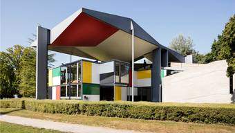 Das Corbusier-Haus auf der Blatterwiese ist Heidi Webers Lebenswerk.