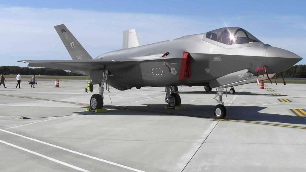 Würde gut 6 Milliarden Franken kosten: Kampfflugzeug F-35 des US-Herstellers Lockheed Martin.