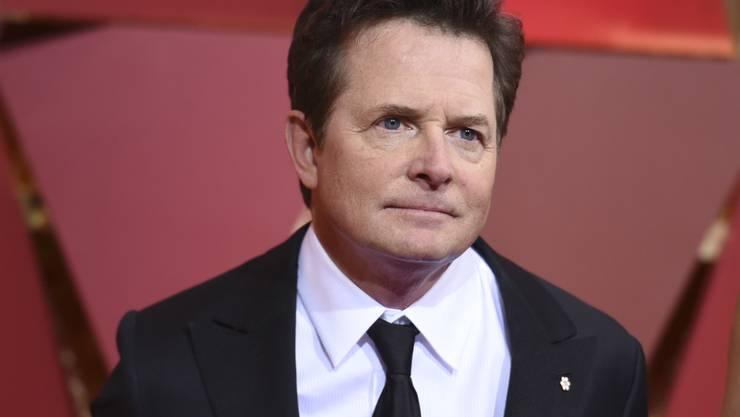 Andere Dinge sind wichtiger: Hollywood-Schauspieler Michael J. Fox hat seine Krankheit Parkinson akzeptiert, und er gibt ihr nicht allzu viel Raum in seinem Alltag. (Archivbild)