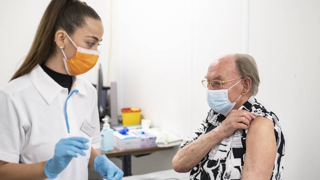 2000 Impfungen am Tag: Neues Gross-Impfzentrum in Weinfelden