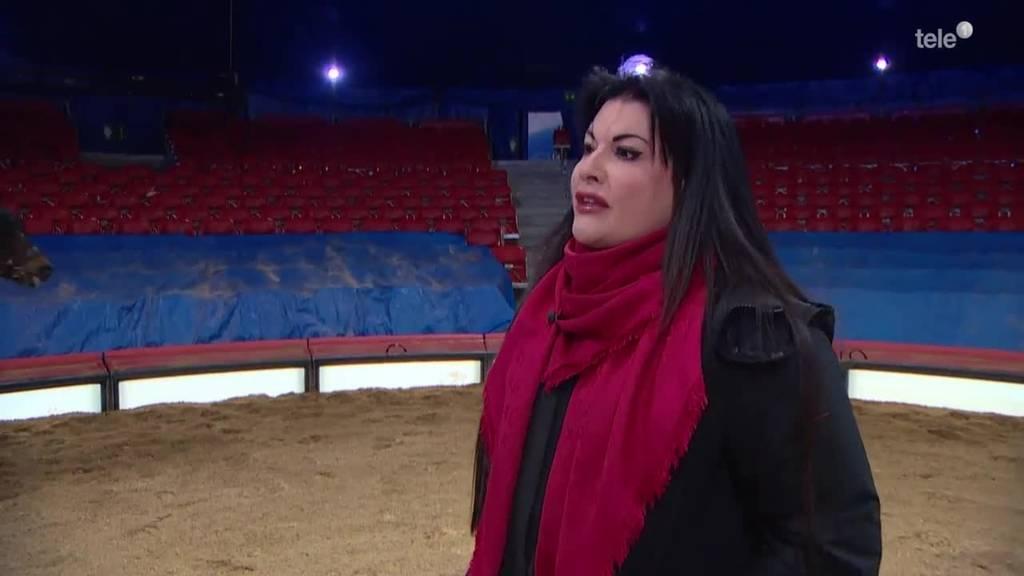 Géraldine Knie: Zirkus-Rückkehr während Corona