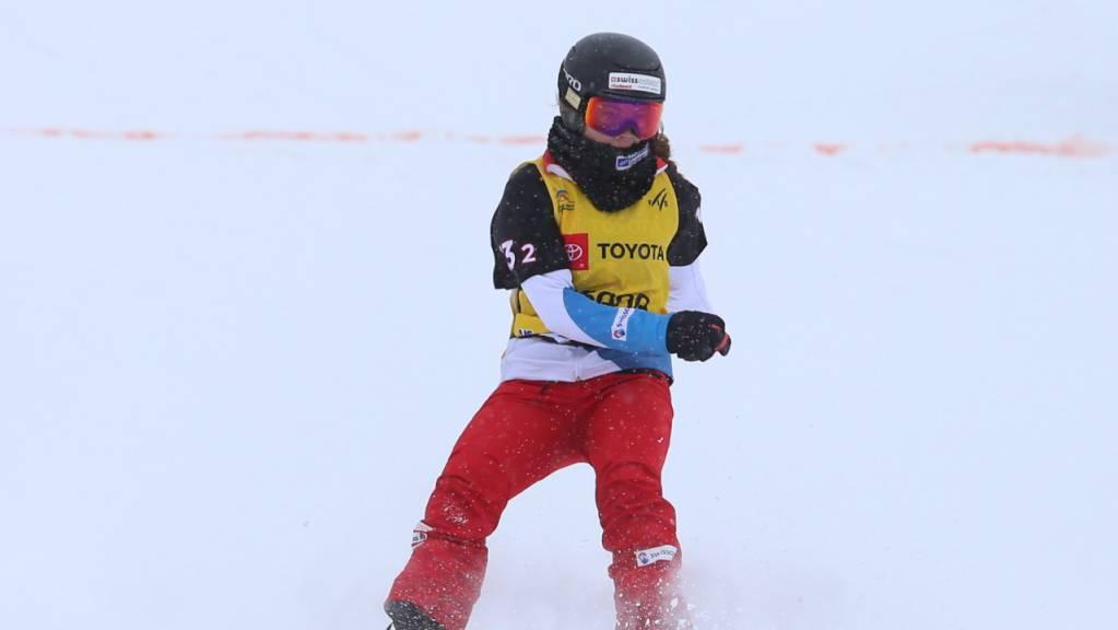 Lara Casanova verpasst in Idre Fjäll zwar die Medaillen, versöhnt sich aber mit einem 5. Platz mit der WM.