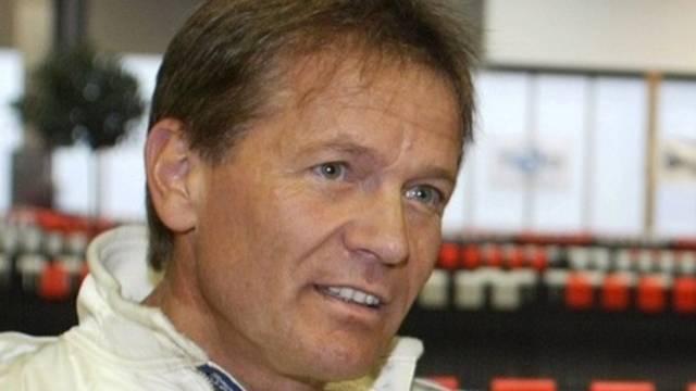 Ex-Rennfahrer Marc Surer (Archiv)