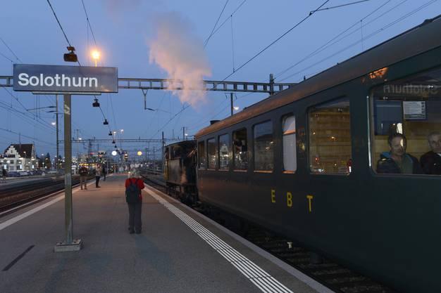 CT-X-Rail in Luterbach wird eröffnet