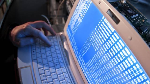 Webseiten und Netzwerke werden gehackt, um Schadsoftware zu verbreiten (Symbolbild)