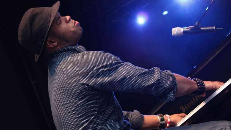 Auch Roberto Fonseca wird am Offbeat-Jazzfestival auftreten.
