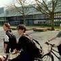 An der Kantonsschule Alpenquai in Luzern ist ein Fall von Coronavirus auftreten. Eine Schülerin hat sich nachweislich infiziert. (Archivbild)