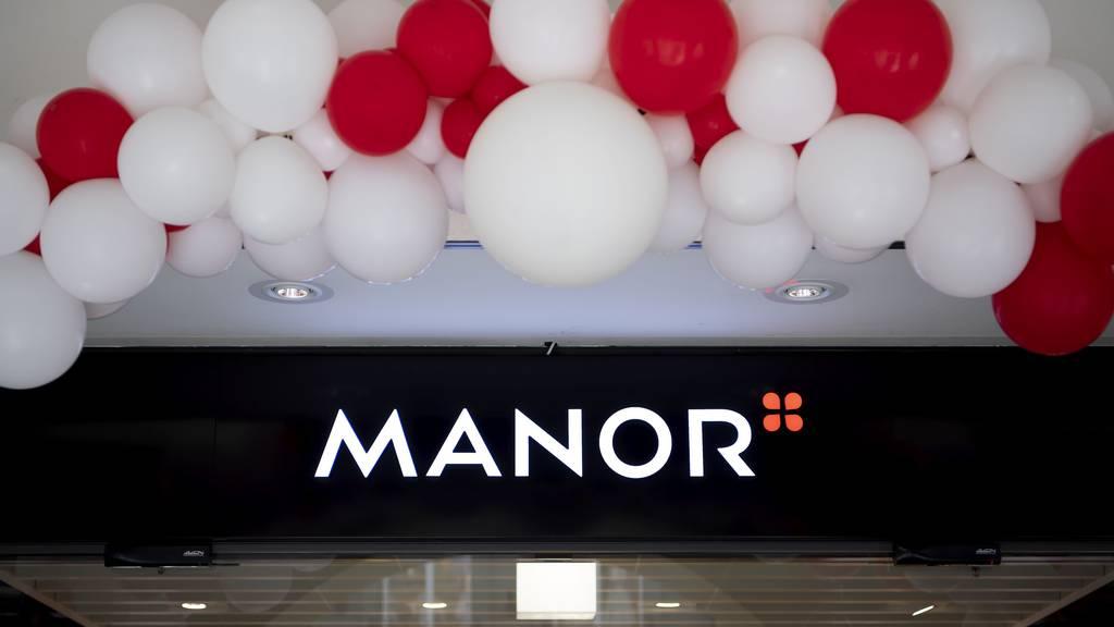 Ein Manor-Warenhaus schliesst, zwei Supermärkte werden verkauft