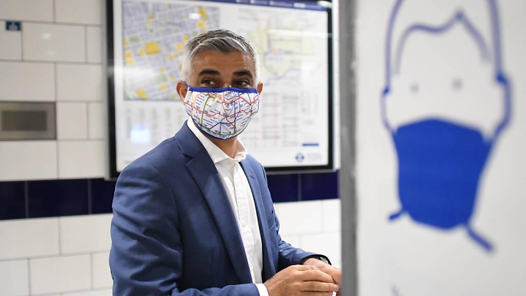 Klimapolitik: Londoner Bürgermeister sieht Überflutungen als Weckruf