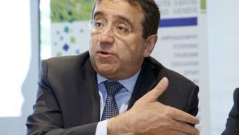 Der Waadtländer Staatsrat und Finanzdirektor Pascal Broulis budgetiert für 2020 eine schwarze Null. (Archivbild)