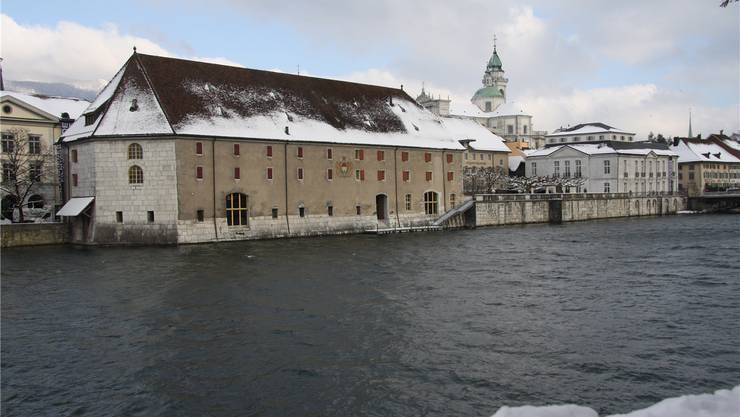 Das Landhaus und das Palais Besenval sind betrieblich eine Einheit, was nicht immer reibungslos funktioniert.