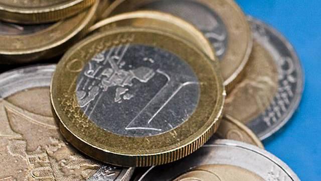 Kräftige Kursgewinne für den Euro (Archiv)