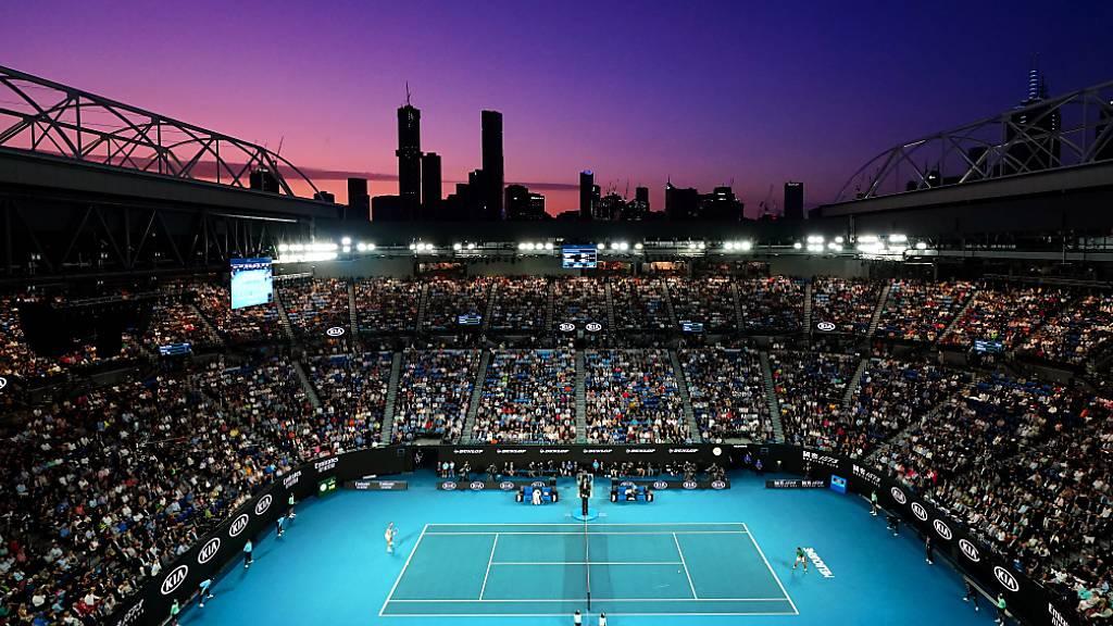 Australian Open 2021 arbeitet mit fünf Szenarien
