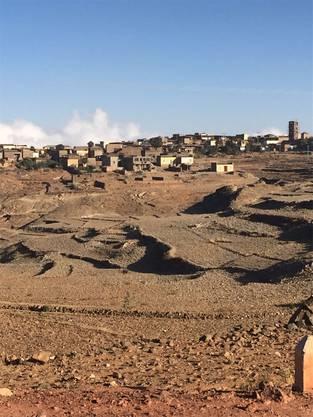 Foto aus Eritrea: Hier war die Reisegruppe unterwegs. Yvonne Feri/ZVG