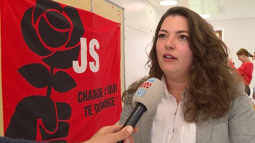 Funiciello tritt zurück: «3 Jahre sind lange für die JUSO»