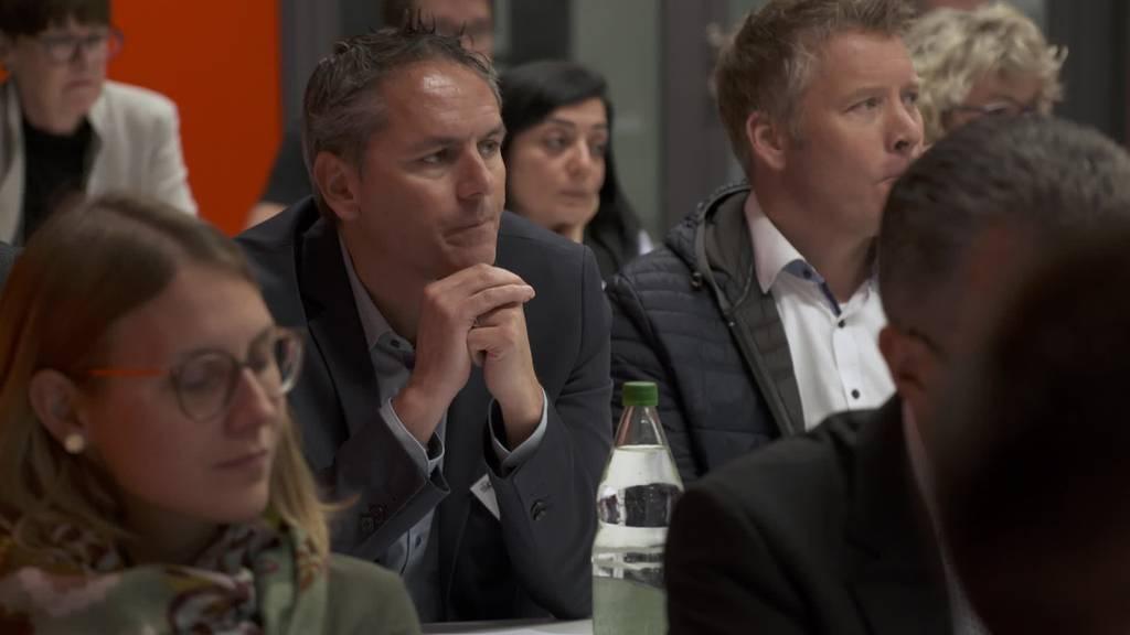 Prix SVC Ostschweiz: Vorbereitungen vor der Preisverleihung