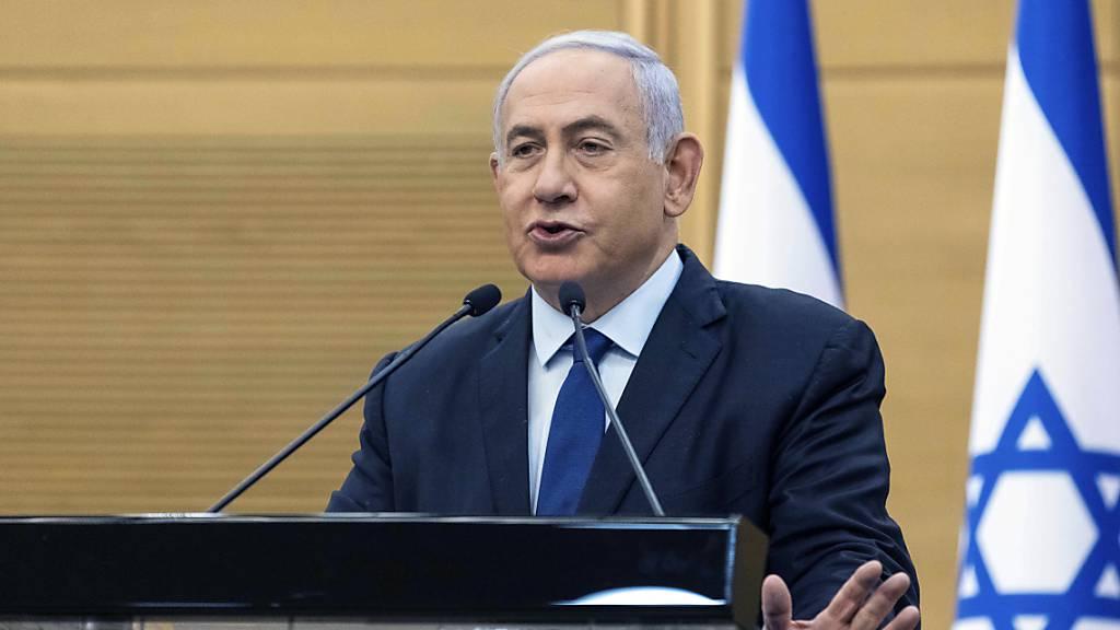 Neue Regierung nimmt Formen an - Netanjahu vor dem Aus