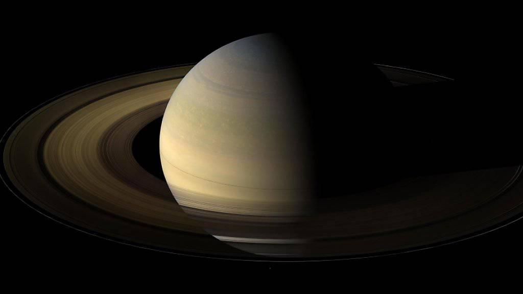 Der Saturn verliert laut Forschern seine Ringe schneller als bisher gedacht.