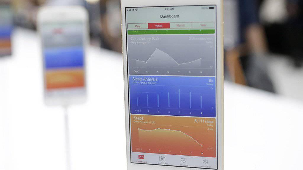 Flackerndes Display und Probleme mit der Multi-Touch-Bedienung: Nutzer beklagen sich über Probleme mit dem iPhone 6 Plus.