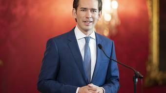 Das amtliche Endergebnis der Wahlen in Österreich bestätigt den Sieg der konservativen ÖVP und Ex-Kanzler Sebastian Kurz. Kurz muss nun eine Regierung bilden. (Foto: Christian Bruna / EPA)
