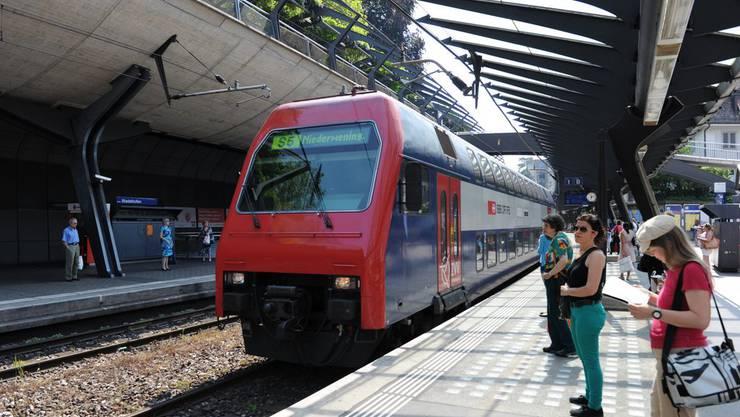 Bahnausbau in der Schweiz: Wer soll wieviel bezahlen? (Symbolbild)