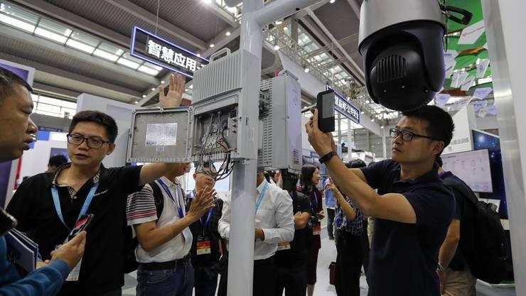 Nur noch einheimische Soft- und Hardware: Das ist das Ziel der chinesischen Regierung.