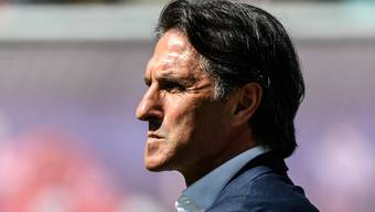 Bruno Labbadia trainiert neu die Hertha.