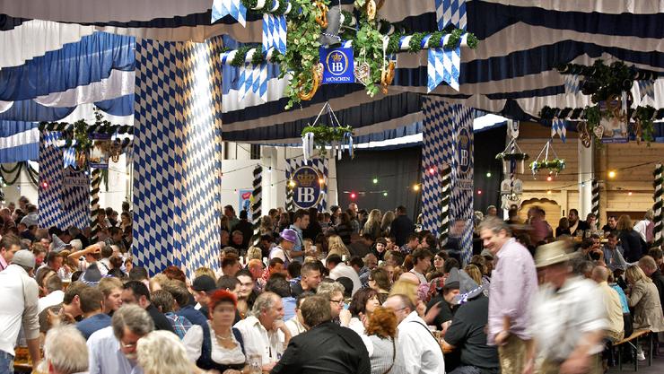 Die Basel Wiesn zog so viele Besucher an, wie noch nie