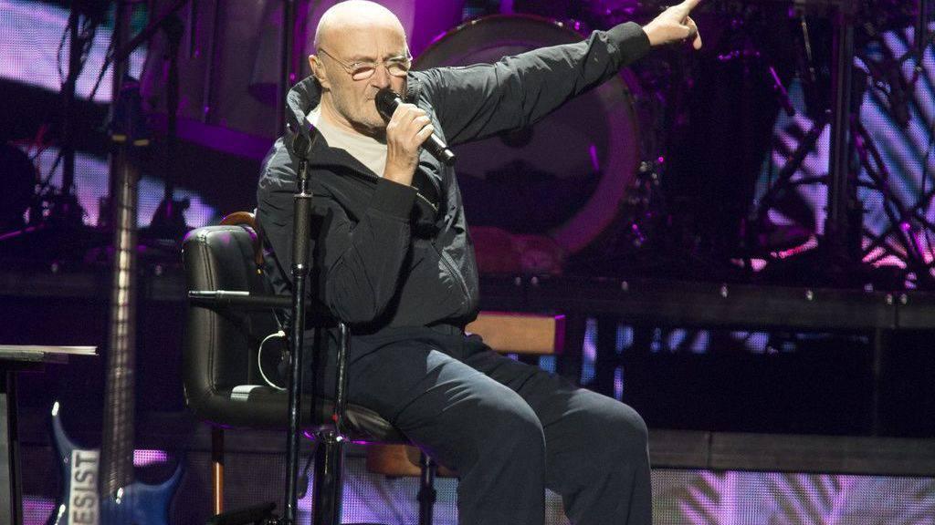 Phil Collins spielt auf seiner Tour 2019 auch im Zürcher Letzigrund. Das Konzert ist für den 18. Juni angesagt. (Archiv)